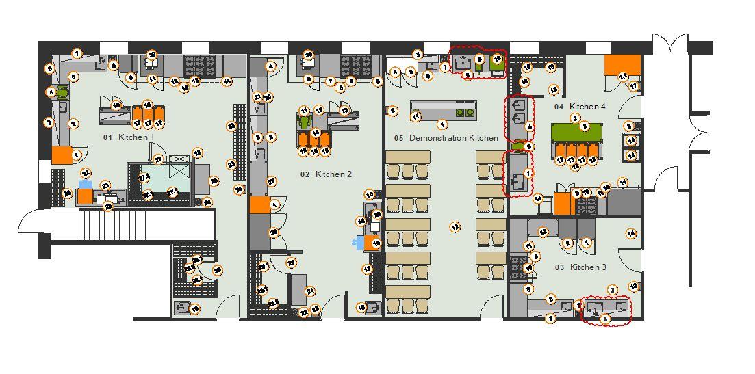 MDA Floor Plan