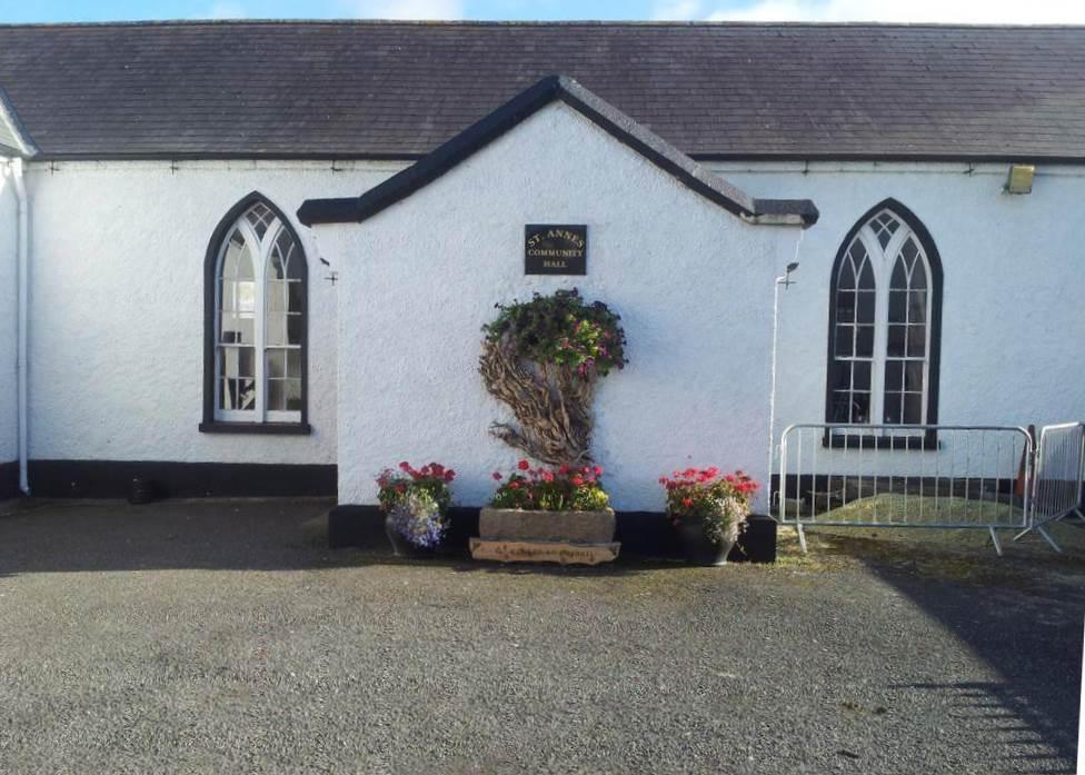 St Annes Hall - Ballylinan