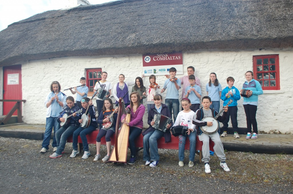 Instrument Bank for Comhaltas Group