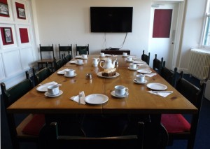The Mulhall Meeting Room
