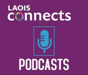 Laois Connects Podcasts Logo