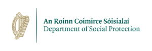 Department of Social Protection logo